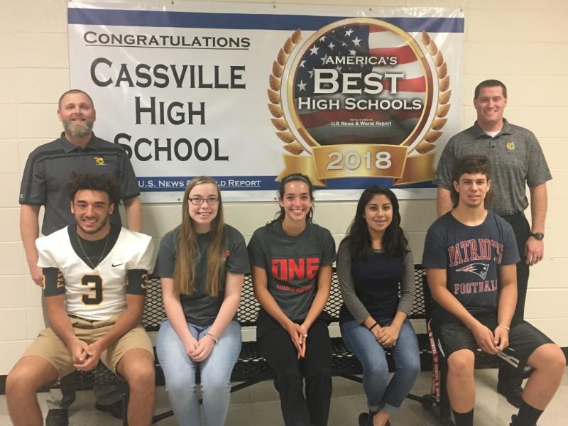 Cassville R Iv School District Chs Earns Bronze Ranking From Us